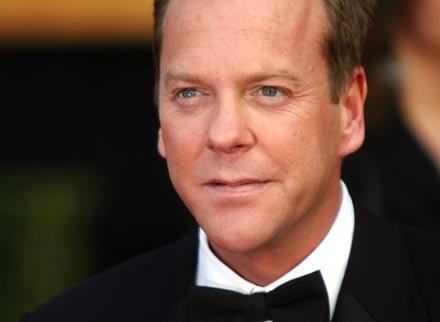 Kiefer Sutherland, czyli serialowy Jack Bauer /AFP