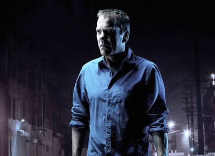 Kiefer Sutherland (Jack Bauer) w roli, która przyniosła mu sławę /materiały dystrybutora