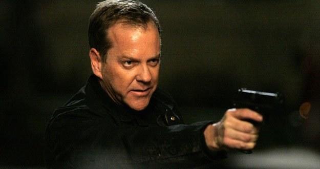 Kiefer Sutherland jako Jack Bauer /materiały programowe