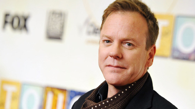 Kiefer Sutherland /Mike Coppola /Getty Images