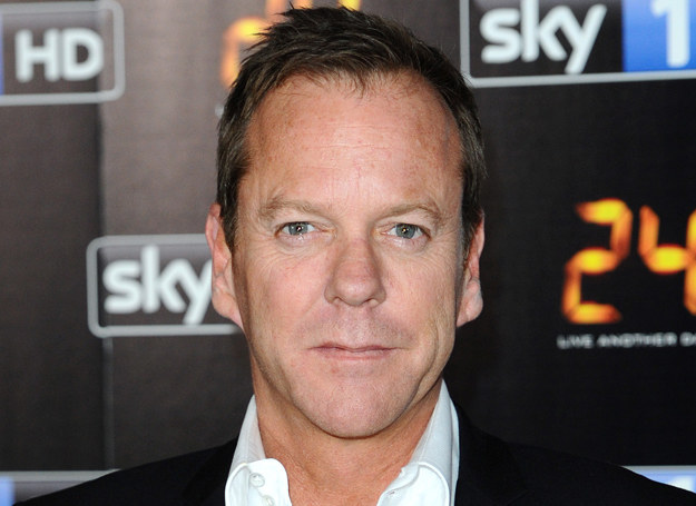Kiefer Sutherland /Getty Images