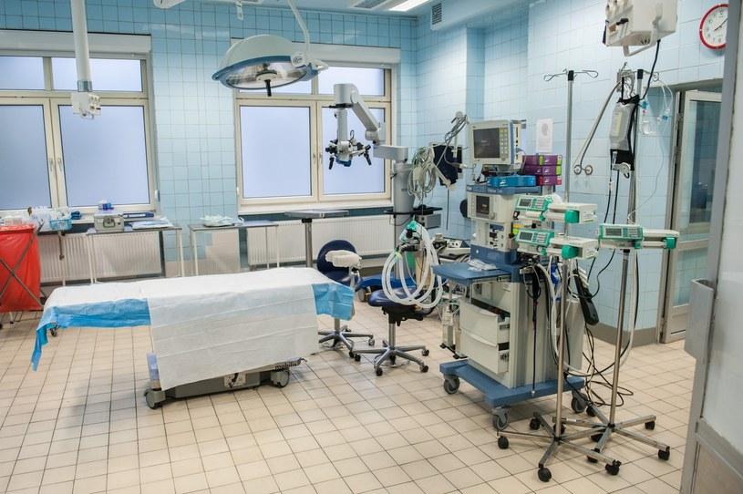 Kielce: Brakuje anestezjologów w centrum onkologii (zdj. ilustracyjne) /Pawel F. Matysiak /Reporter