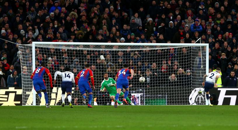 Kieran Trippier zmarnował rzut karny w meczu z Crystal Palace /Chloe Knott /Getty Images