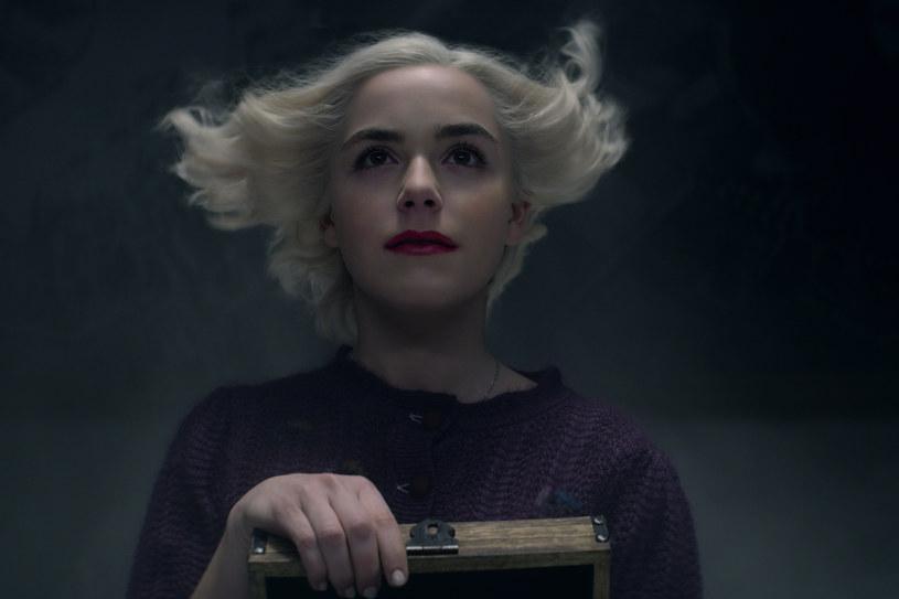 """Kiernan Shipka w """"Chilling Adventures of Sabrina"""" /Netflix /materiały prasowe"""