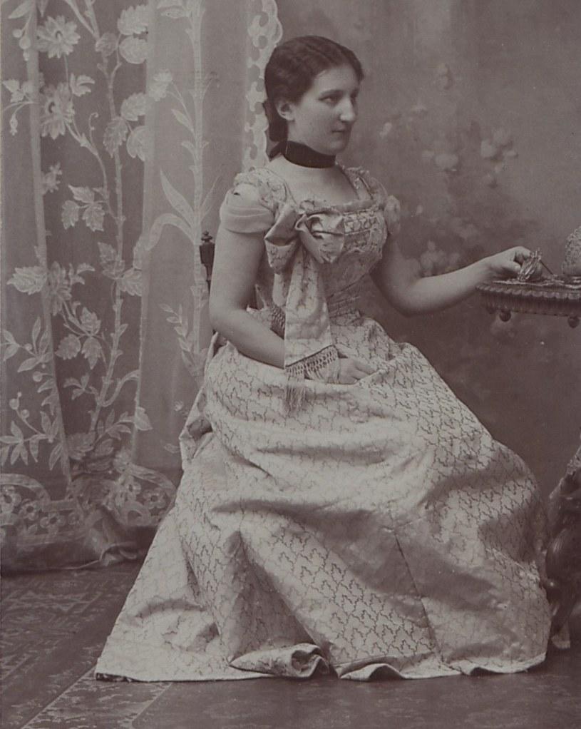 Kierowana przez Zofię Moraczewską (na zdjęciu) Ligii Kobiet Galicji i Śląska zbierała ogromne sumy, które później wykorzystywano, aby pomagać legionistom oraz ich rodzinom /Ciekawostki Historyczne
