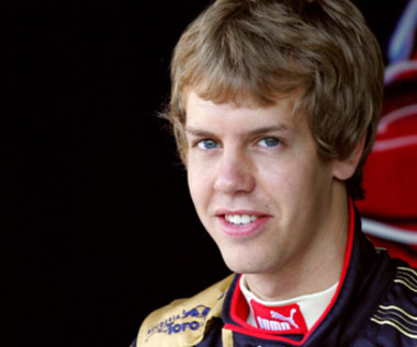 Kierowca bolidu F1Red Bull Racing