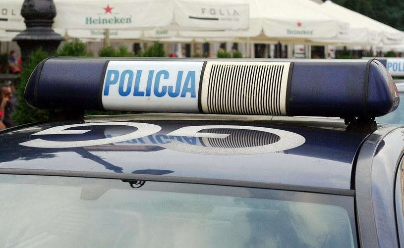 Kierowca busa nie zatrzymał się do policyjnej kontroli /RMF24.pl