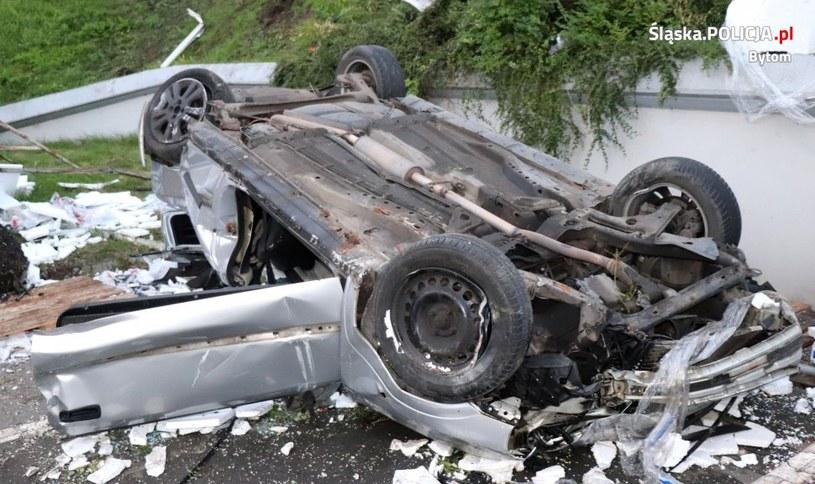 Kierowca był pijany i nigdy nie  miał prawa jazdy /