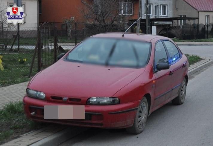 Kierowca był pijany, nie miał prawa jazdy, a Fiat - ubezpieczenia /