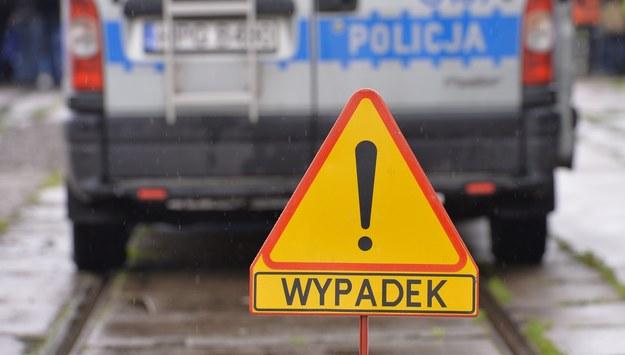 Kierowca ciężarówki był pod wpływem alkoholu (zdjęcie ilustracyjne) /Jacek Bednarczyk /PAP