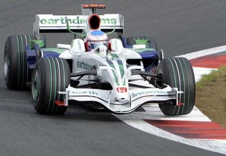 Kierowca Hondy - Jenson Button /AFP
