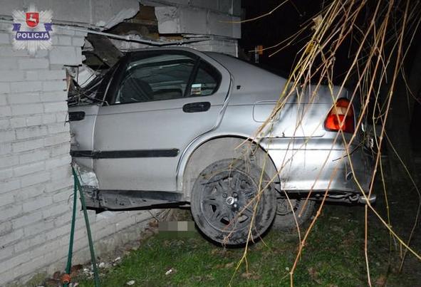 Kierowca miał ponad 2 promiole alkoholu w organizmie /Policja