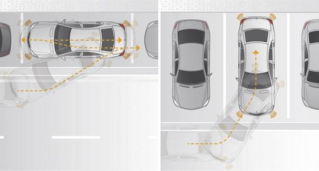 Kierowca musi jedynie zainicjować stosowny manewr, kompletne sterowanie przejmie później samochód. /Motor