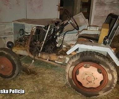 Kierowca pijany, a pojazd...