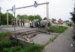Kierowca zasłabł za kierownicą