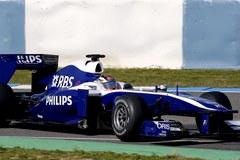 Kierowcy F1 trenowali w Jerez
