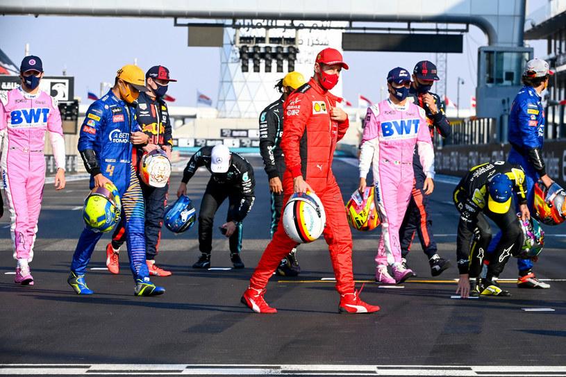 Kierowcy F1 /James Moy/Press Association/East News /East News