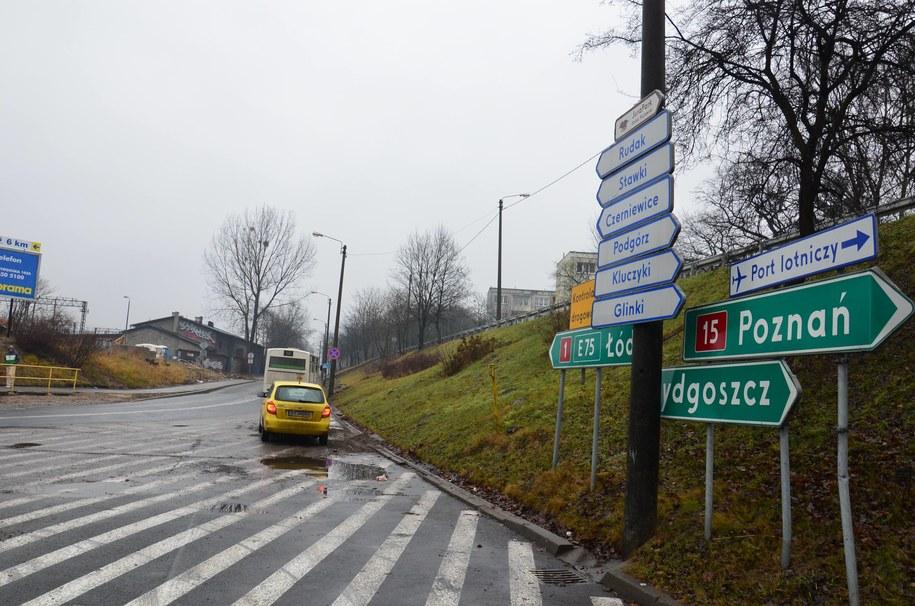 Kierowcy mogą już skręcać na Łódź bez przeszkód  /Tomasz Fenske /RMF FM