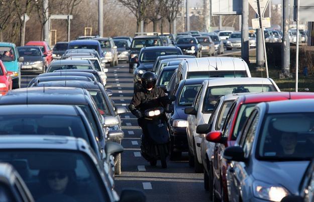 Kierowcy muszą się liczyć z poważnymi utrudnieniami / fot. W. Traczyk /Agencja SE/East News