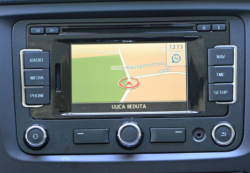 Kierowcy nie zawsze dbają o aktualizacje map /INTERIA.PL