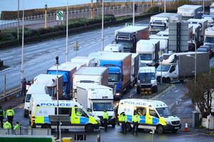 Kierowcy utknęli w Dover. Europejskie media doceniły polską pomoc