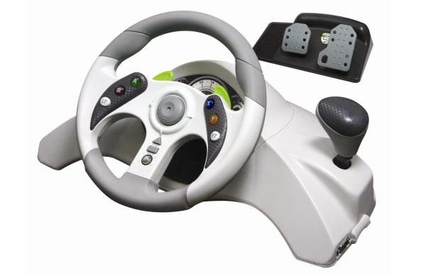 Kierownica Mad Catz MC2 dla Xboxa 360 /Informacja prasowa