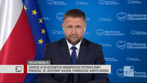 Kierwiński o ruchu obywatelskim Wspólna Polska : Ja mam zaufanie do Rafała Trzaskowskiego