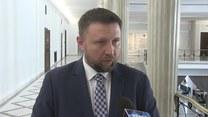 Kierwiński (PO) o wotum nieufności dla rządu PiS (TV Interia)