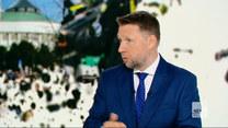 """Kierwiński w """"Graffiti"""": Można powiedzieć, że Polexit przyspiesza"""