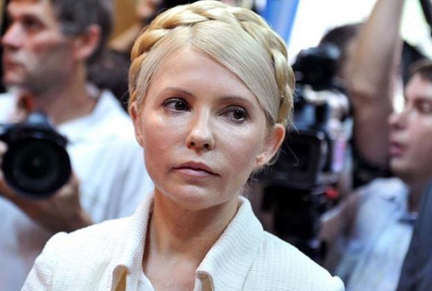 Kijów nie powinien zwlekać z decyzją ws. Tymoszenko /AFP