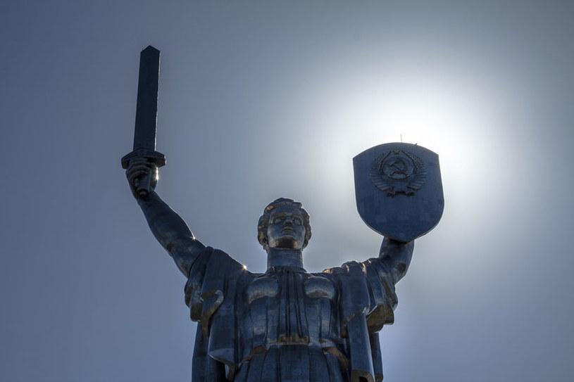 Kijów. Pomnik Matki Ojczyzny /123RF/PICSEL