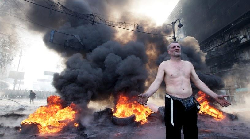 Kijów /ZURAB KURTSIKIDZE /PAP/EPA