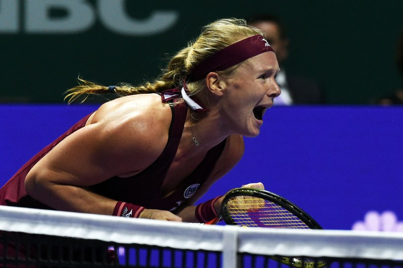 Kiki Bertens /AFP