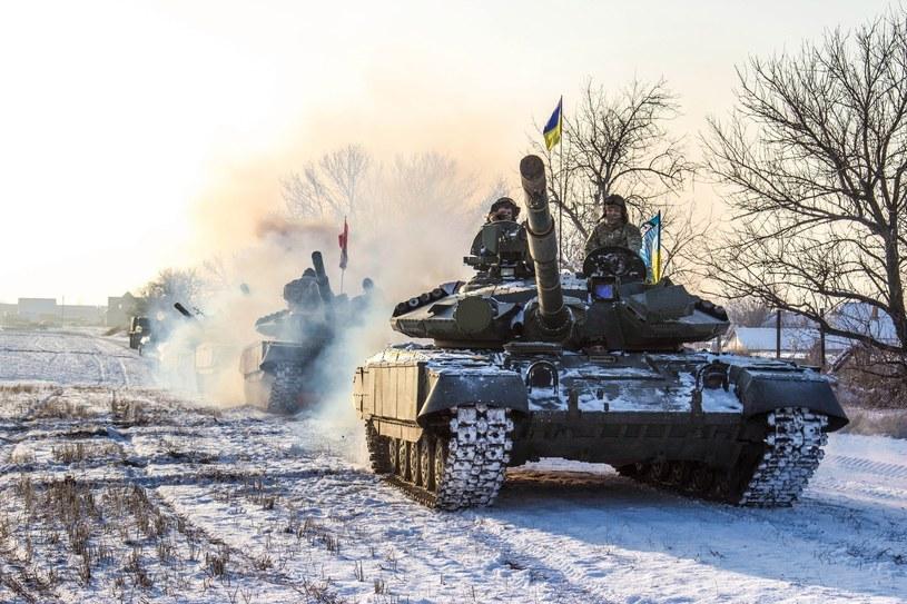 Kilka dni temu podpisano porozumienie ws. wycofania sił i sprzętu w Donbasie. /Husev Oleksandr /East News