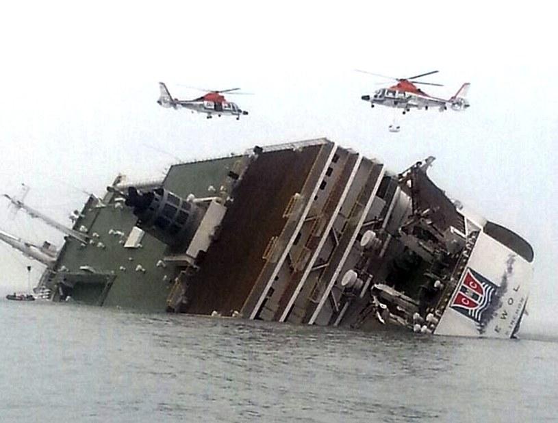 Kilka lat wcześniej statek nie mógłby wypłynąć. Ekipa rządząca zmieniła jednak regulacje prawne... /East News