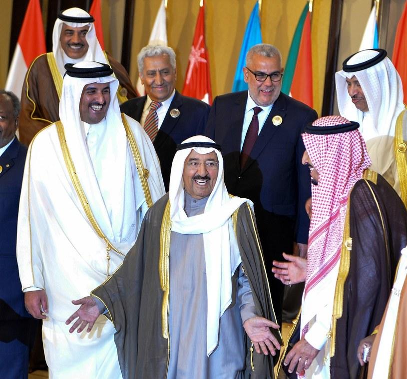 Kilka państw zerwało stosunki dyplomatyczne z Katarem /PAP/EPA