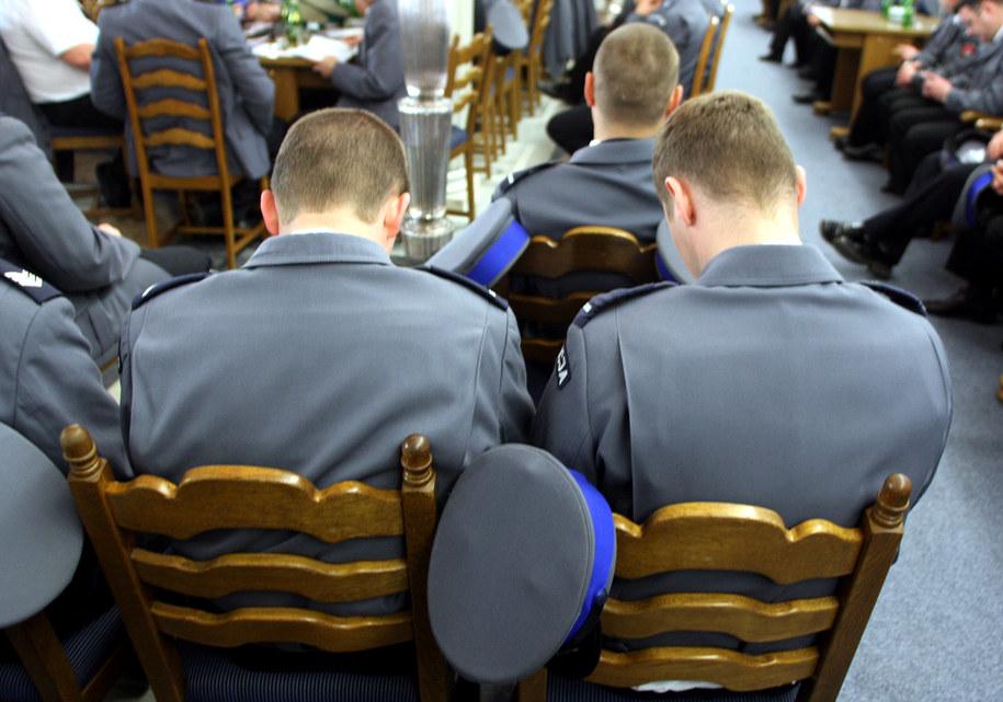 Kilka tysięcy mundurowych z całej Polski przyjedzie do Warszawy 23 lipca /Tomasz Gzell /PAP