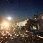 Kilkadziesiąt osób rannych w zderzeniu pociągów