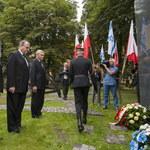 Kilkadziesiąt osób uczciło pamięć uczestników powstania w getcie białostockim