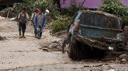 Kilkadziesiąt śmiertelnych ofiar lawin ziemnych w Meksyku