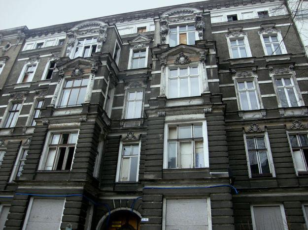 Kilkanaście opuszczonych kamienic straszy w centrum Szczecina /Aneta Łuczkowska /RMF FM