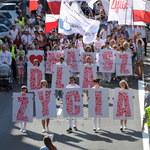 Kilkanaście tysięcy ludzi na Marszu dla Życia w Szczecinie