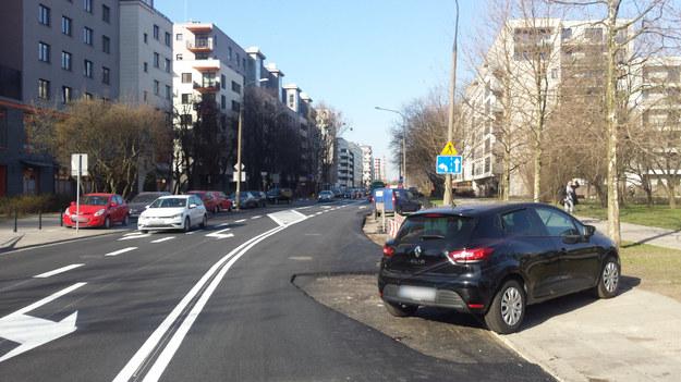 Kilku kierowców złamało zakaz /Zarząd Dróg Miejskich Warszawa  /