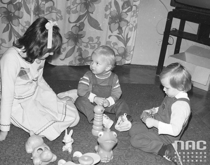 Kilkuletnie dzieci już zaczynają gromadzić wspomnienia, autor: Rutowska Grażyna /NAC /materiały prasowe