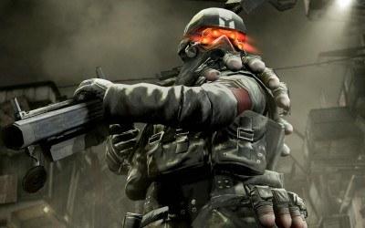 Killzone 2 - motyw graficzny /Informacja prasowa