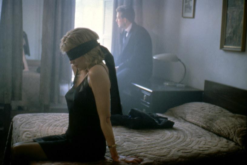 """Kim Basinger w filmie """"Dziewięć i pół tygodnia"""" /Sunset Boulevard/Corbis /Getty Images"""