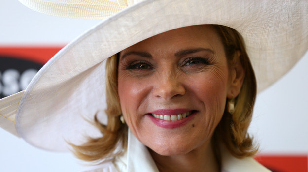 Kim Cattrall /Cameron Spencer /Getty Images