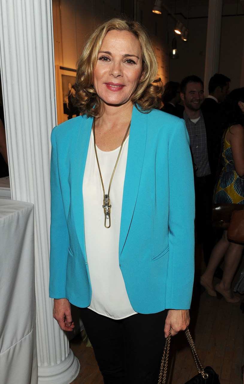 Kim Cattrall /Getty Images