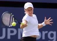Kim Clijsters awansowała do II rundy