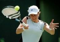 Kim Clijsters wraca na kort w wielkim stylu /AFP